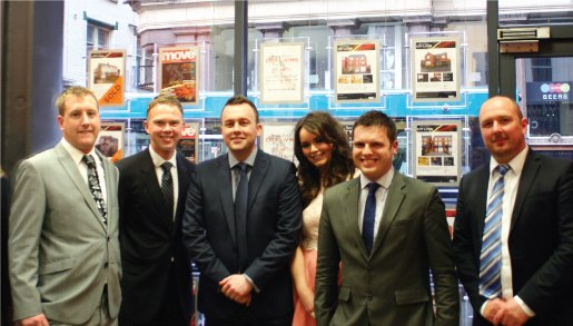 The team at City Living Liverpool