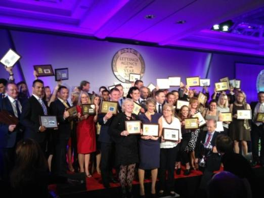 2012 Lettings Agency of the Year Awards in London
