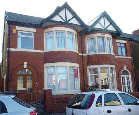 Successfully rented property in Blackpool