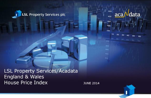 House Price Index - June 2014