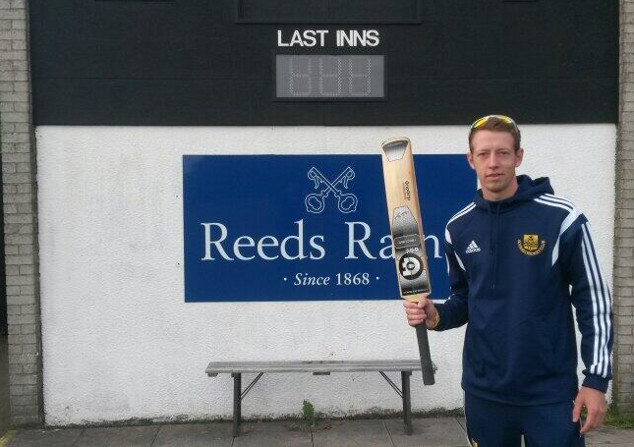 Reeds Rains support home grown talent of Acomb Cricket Club