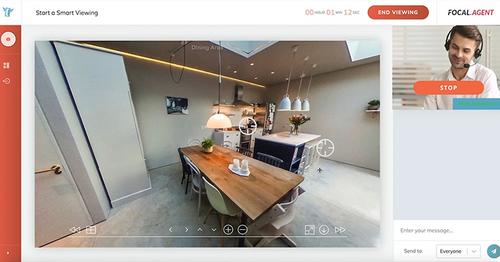 360° Virtual Viewing