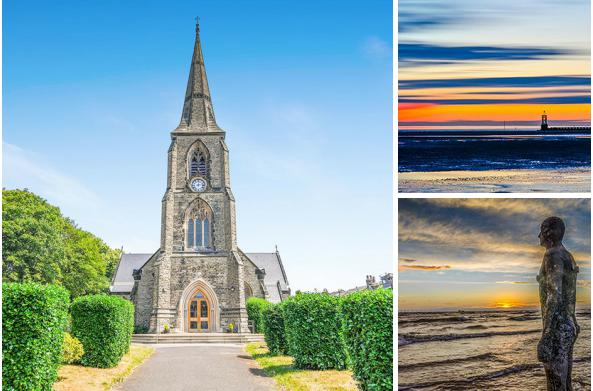 Local Area Guide from Reeds Rains Crosby, Merseyside