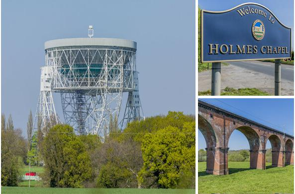 Local Area Guide from Reeds Rains Holmes Chapel, Cheshire