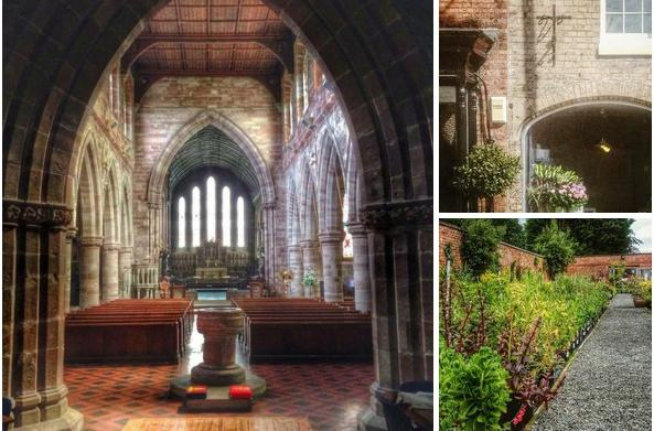 Local Area Guide from Reeds Rains Eccleshall, Staffordshire
