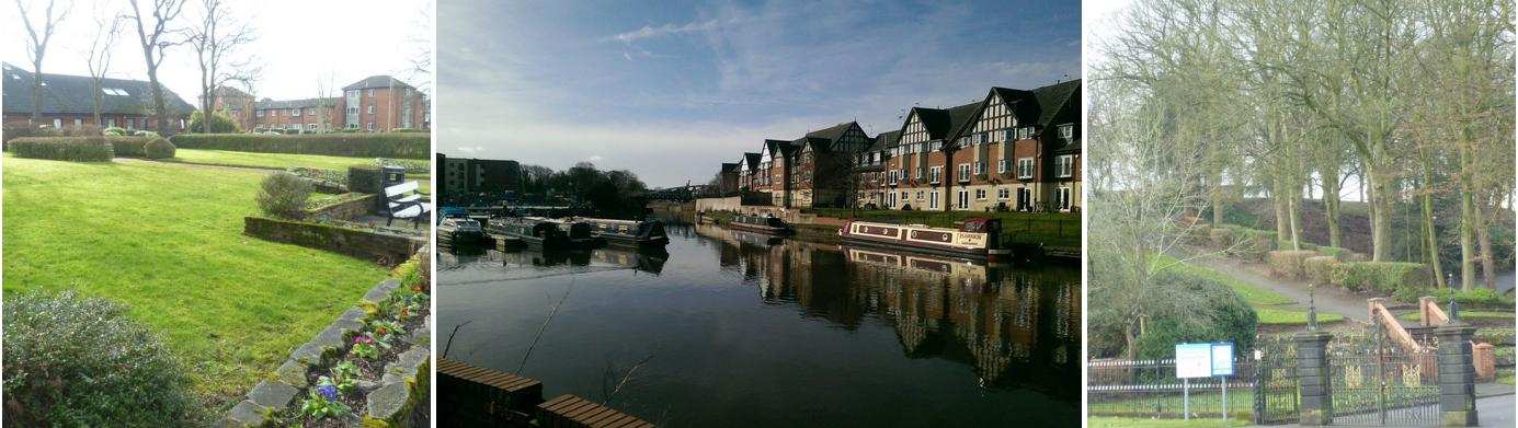 Local Area Guide from Reeds Rains Northwich, Cheshire