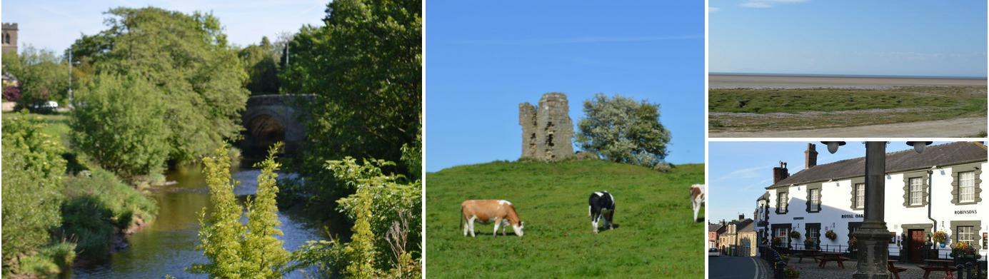 Local Area Guide from Reeds Rains Garstang, Lancashire